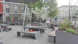 Cafeteria studierendenWERK Hardenbergerstraße