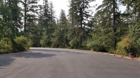 Firs Group Site- RV water only parking
