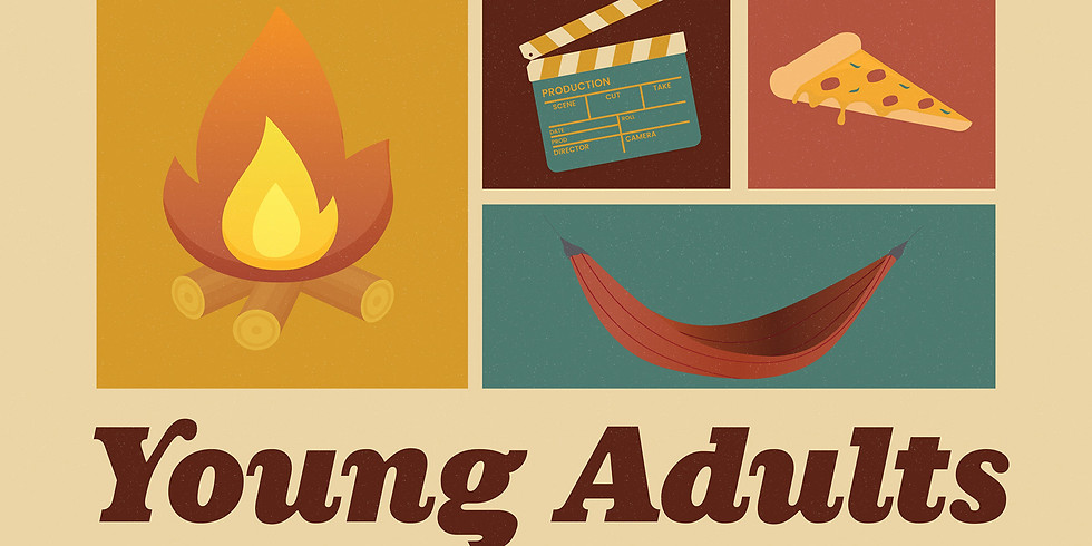 Young Adult Vespers & Movie Night