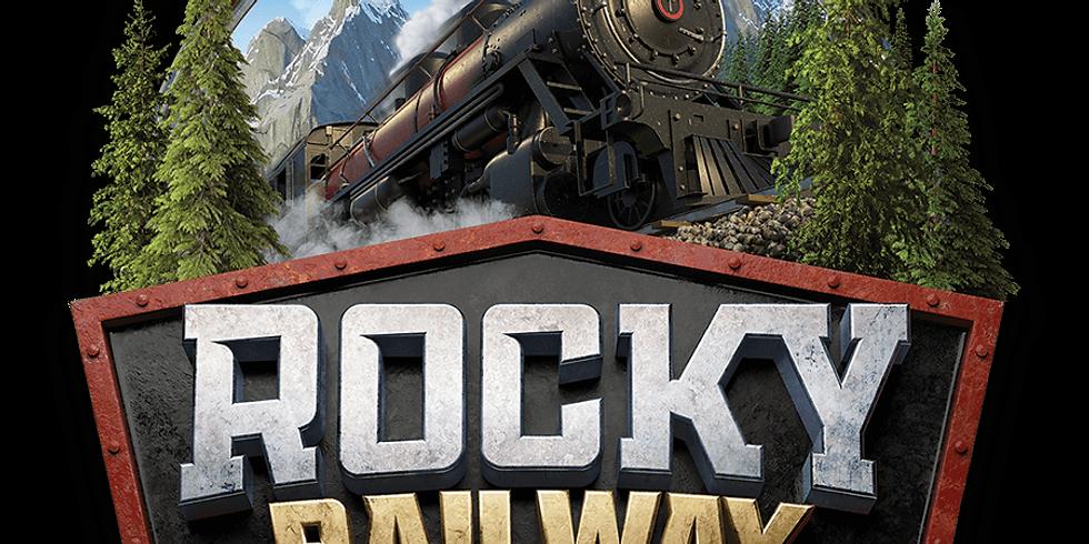 "Children's Gladstone Camp Meeting 2020 ""Rocky Railway"""