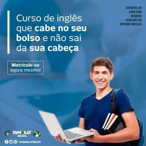 Aprenda inglês com a Ordem DeMolay