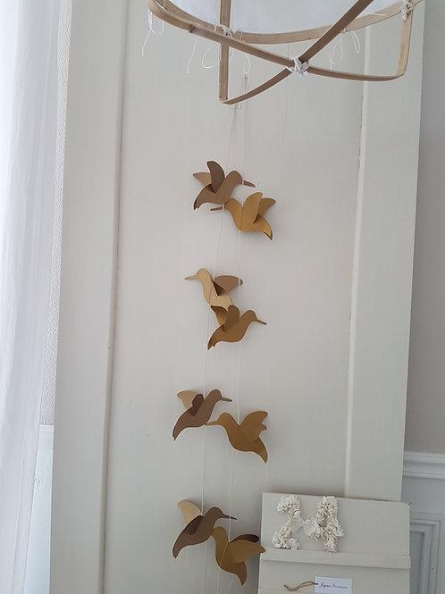 Guirlande jolis colibris