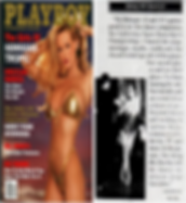 Playboy magazine article July 1999. FINA