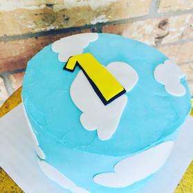 Toy Story Smash Cake