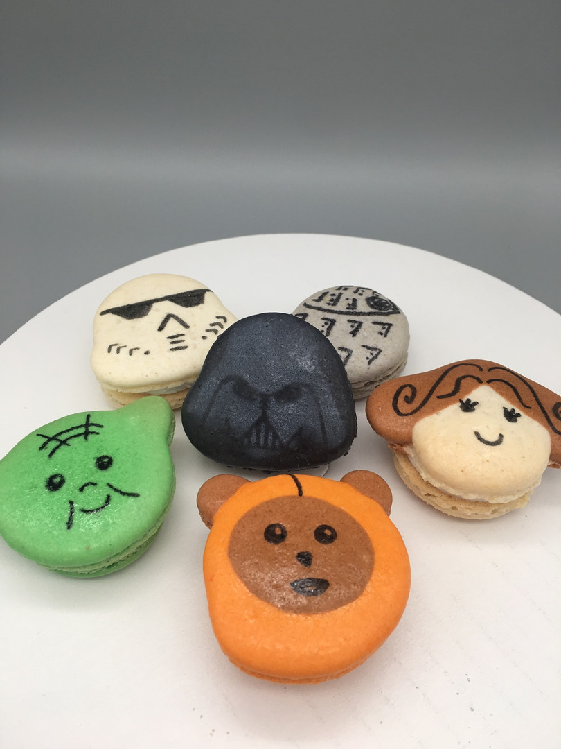 Star Wars Macarons