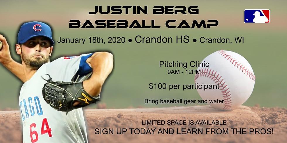 Crandon Pitching Camp