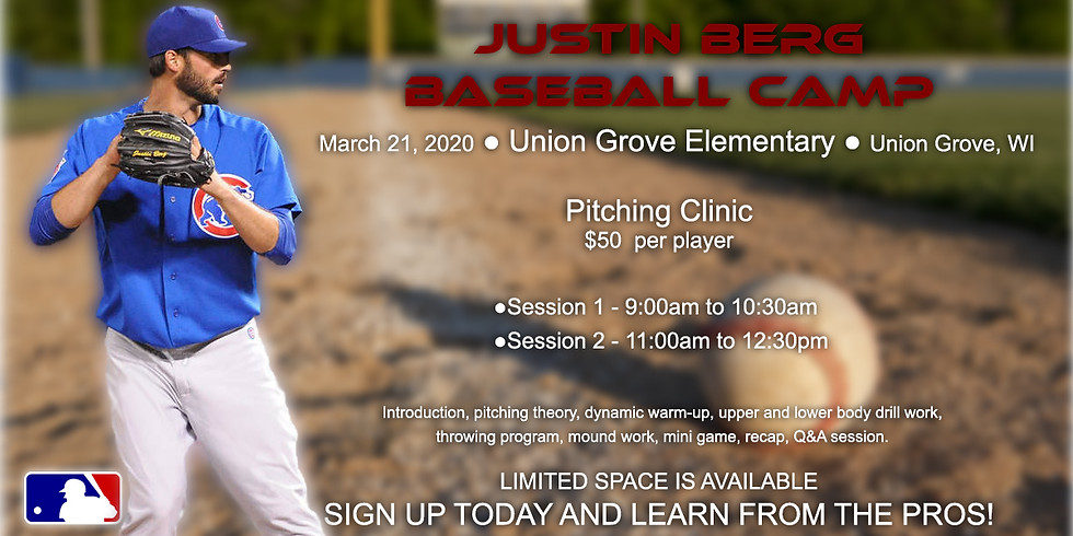 Union Grove Pitching Clinic