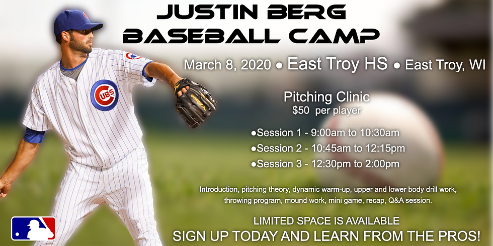 East Troy Pitching Clinic