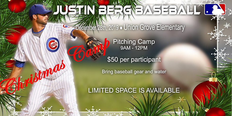 Justin Berg Christmas Camp