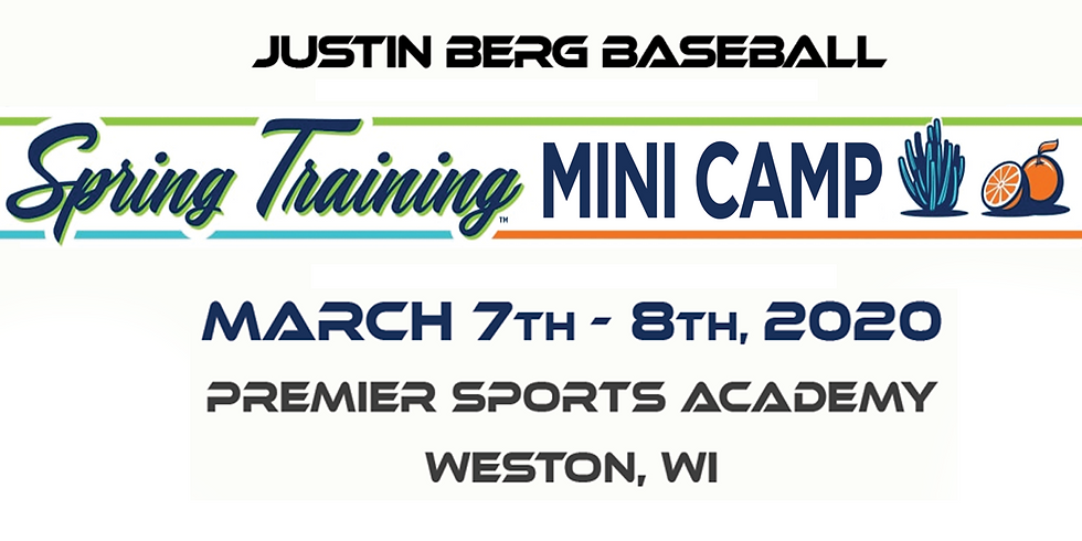 Spring Training Mini Camp