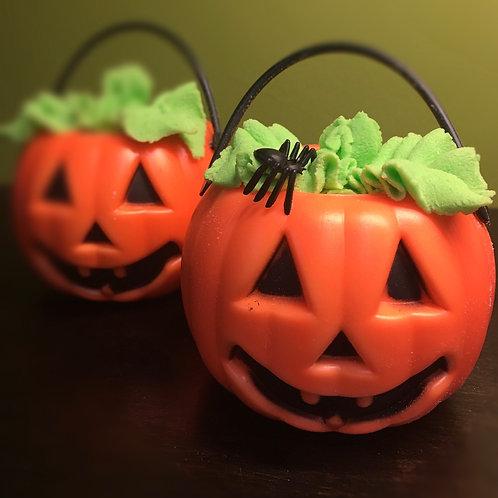 Pumpkin Bathbomb