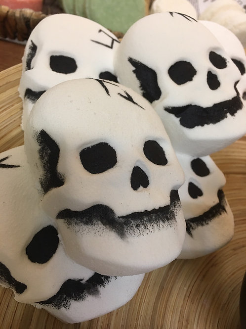 Skull Bathbomb