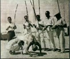 Historical Capoeira Photo