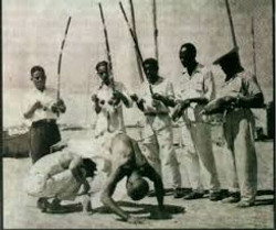 Historical Capoeira Photo