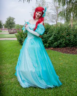 Land Mermaid