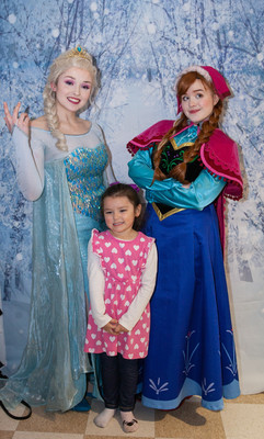 Elsa & Anna Inspired Characters
