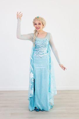Frozen 1 Elsa Inspired Character