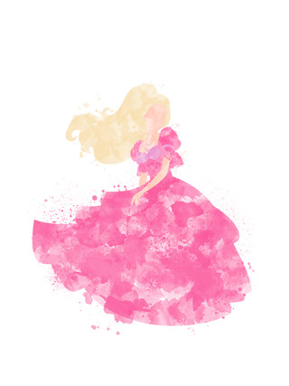 Barbie Inspired Characters
