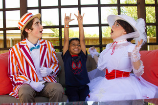 Mary Poppins Inspired Characters