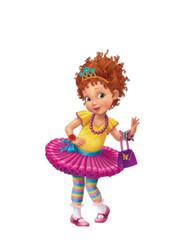 Fancy Nancy Inspired Characters
