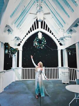 Frozen 2 Elsa Inspired Character
