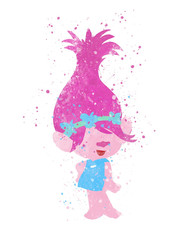 Trolls Inspired Characters