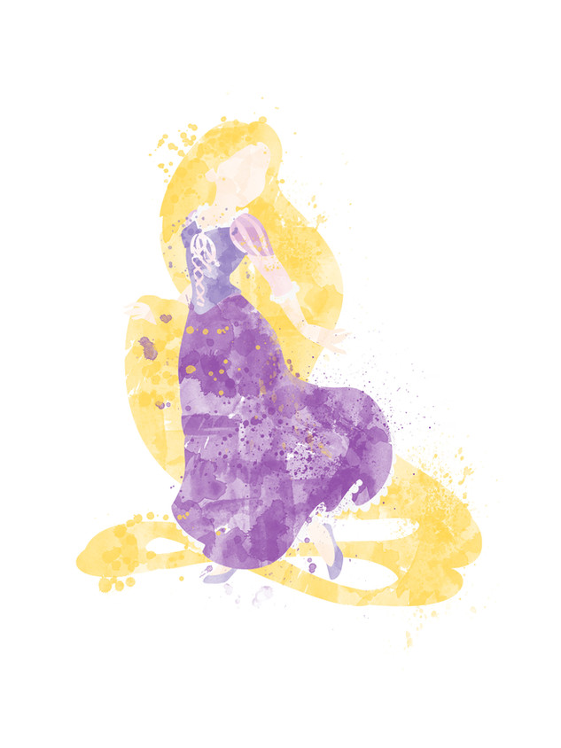 Tangled Inspired Characters
