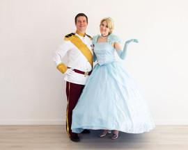 Cinderella & Prince (dress #2)