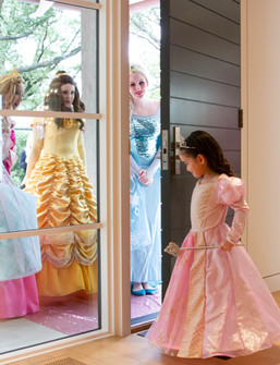 Princesses in Lubbock