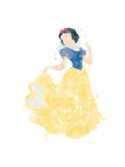 Snow White Inspired Characters