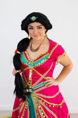 Jasmine Inspired Character