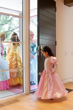 Princess Entrance