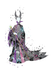 Maleficent Inspired Characters