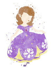 Sofia the First Inspired Characters