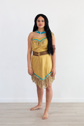 Pocahontas (outfit #1)