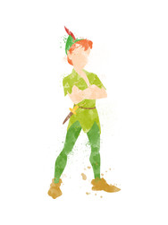 Peter Pan Inspired Characters