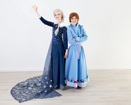Olaf's Frozen Adventure Inspired Costumes