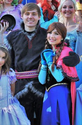Ice Harvester & Snow Princess