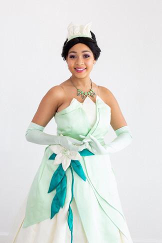 Tiana Inspired Character