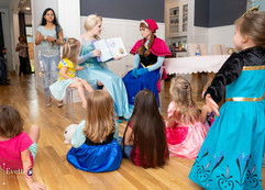 Frozen Storytime
