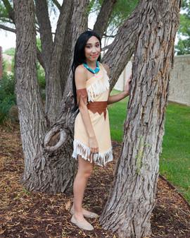 Pocahontas (outfit #2)