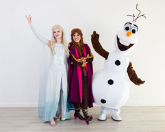 Frozen 2 Inspired Characters - Spirit Dress / Adventure Outfit