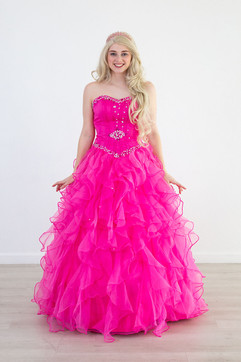 Barbie Inspired Character