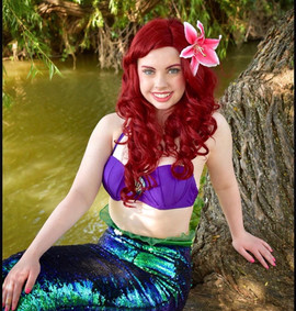 Ariel Inspired Character