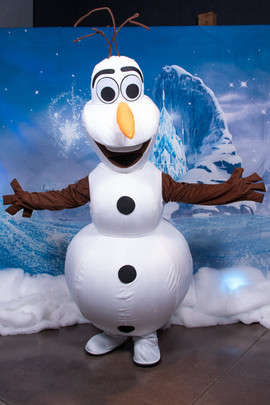 Olaf Inspired Character