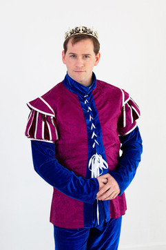 Prince Phillip Inspired Character
