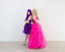 Barbie Princess & Popstar Inspired Characters