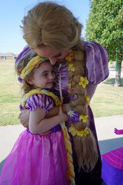 Rapunzel Hugs!
