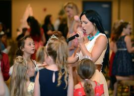 Pocahontas Singing