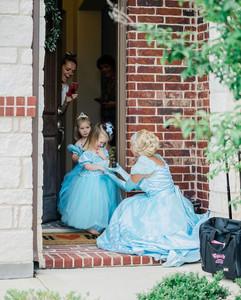 Cinderella Arrival